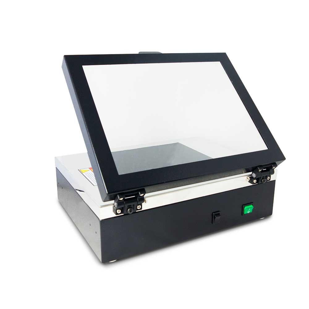 Transiluminador UV 302 NM (312) 20x20cm Bivolt Kasvi CK