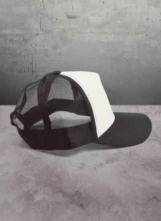 Boné Trucker Preto BDP Clothing