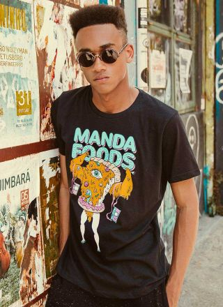 T-shirt Manda Foods