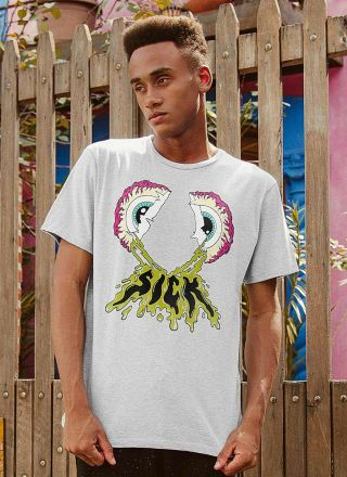 T-shirt Sick