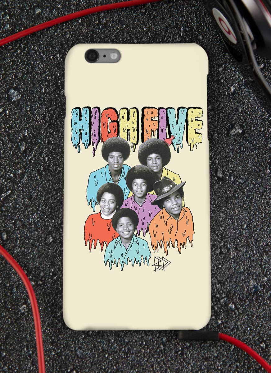 Capa para iPhone 6/6S Plus High5