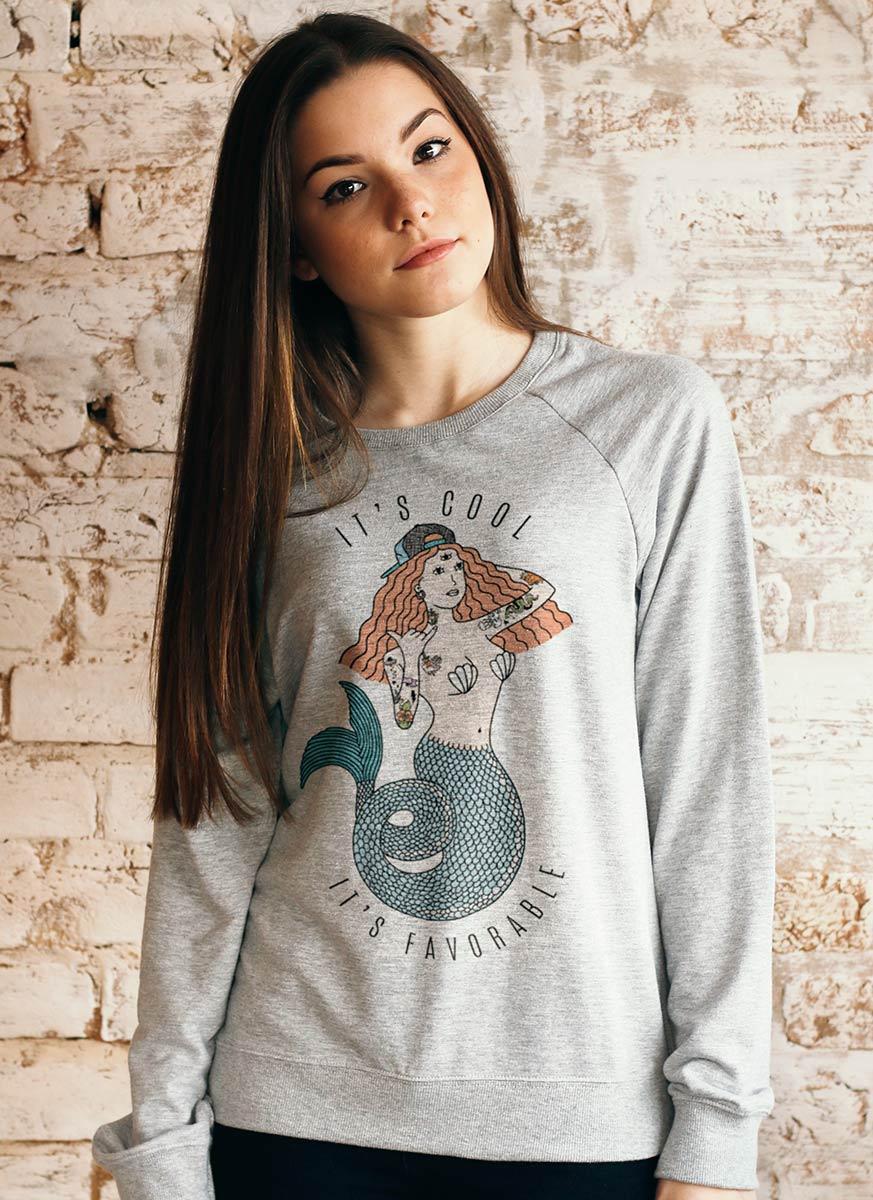 Moletinho Thug Mermaid