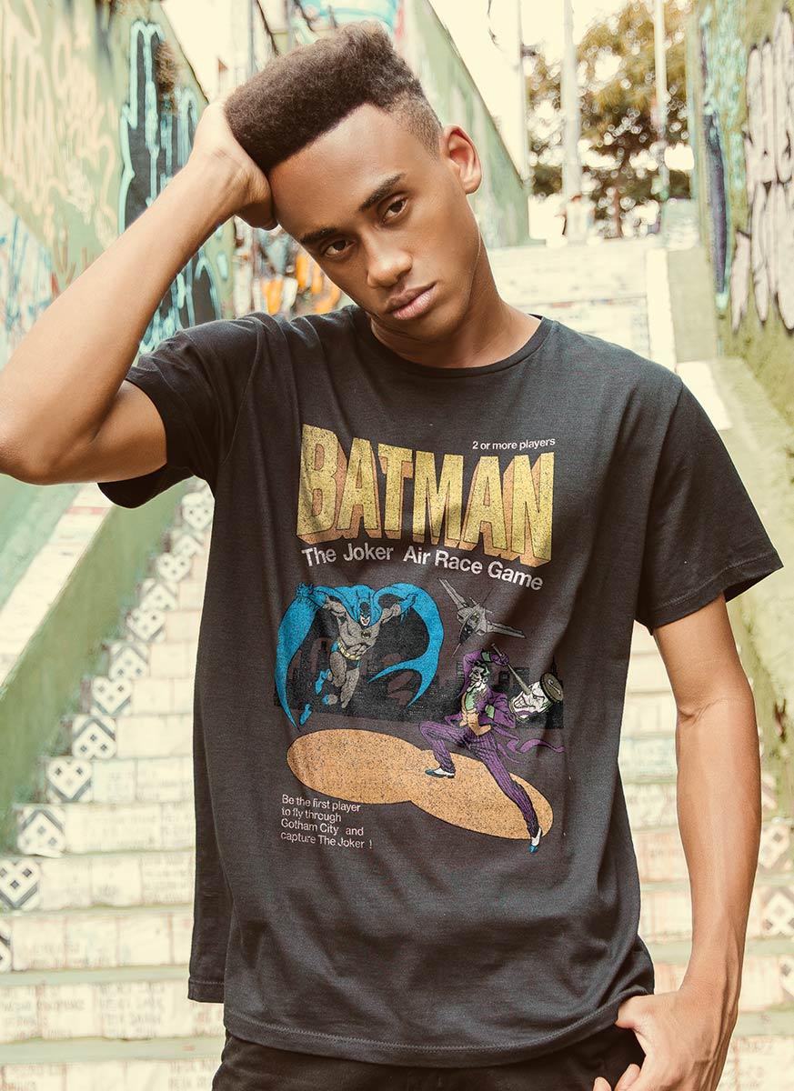 T-shirt Batman Air Race Game