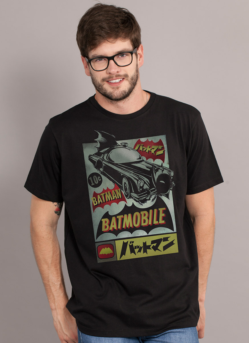 T-shirt Batmobile