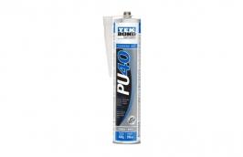 Adesivo de Construção Poliuretano Cinza PU40 420G / 310ML - TEK BOND