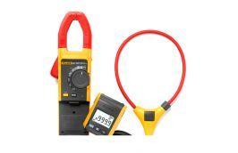 Alicate Amperímetro Digital CA/CC TrueRMS 1000A CAT III Visor Remoto iFlex 381 - FLUKE