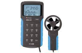 Anemômetro Digital com USB MDA-20