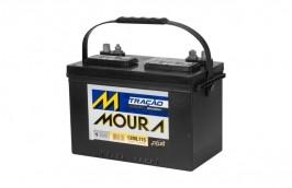 Bateria 12V/115AH Tracionada Monobloco para Empilhadeira ESV 1500 - MOURA