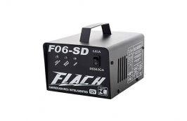 Carregador de Bateria 6A-12V Bivolt F06SD - Flach