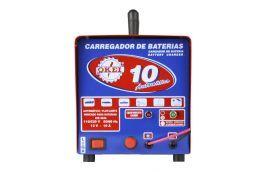 Carregador de Bateria Lento Automático CB-010/12AF