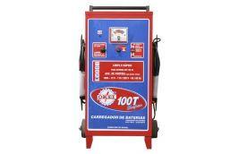 Carregador de Bateria Rápido / Lento com Auxiliar de Partida CB-0100T