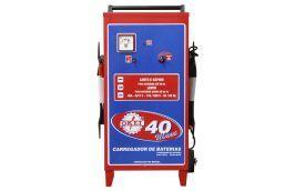 Carregador de Bateria Rápido / Lento CB-030/40 Maxi