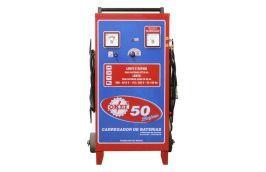 Carregador de Bateria Rápido / Lento CB-050/24