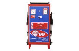 Carregador de Bateria Rápido / Lento CB-050/60 Booster