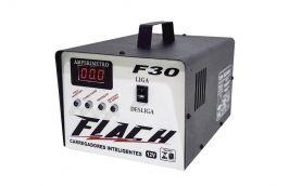Carregador Inteligente de Bateria 30A-12V Bivolt F-30 - Flach