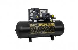 Compressor 15/200LT 3CV 140LB monofásico CSL 15BR Bravo Pro - SCHULZ