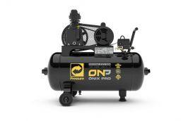 Compressor 1HP Monofásico 7.6 PCM 50 Litros 120 LBS ONIX PRO - Pressure