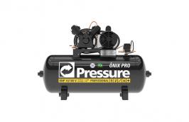 Compressor de Ar 100 Litros 2HP Monofásico 10PCM 140LB ONP10/100 - Pressure