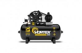 Compressor de Ar 10 Pés 100LT 2 CV Monofásico 140LB Vortex 300 - Pressure