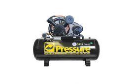 Compressor de ar Onix 20 pés 200 litros 175 libras trifásico - Pressure