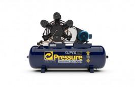 Compressor de Pistão Ônix 60 Pés 425 Litros 175 Lbs Trifásico Pressure
