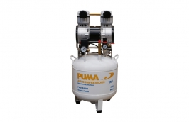 Compressor Odontológico 8,5PCM 60 Litros 2CV 127V PB240/60 - PUMA