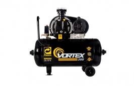 Compressor Vortex Móvel 200 50L 7PCM 1Cavalo 110/220V 120LB - PRESSURE