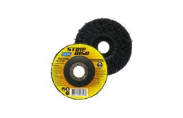 Disco BEAR-TEX STRIP para Lixadeira Angular 4.1/2X7/8 - Norton