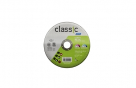 Disco corte inox 4.1/2 x 1.0 x 7/8 AR102 Classic - Norton
