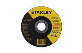 Disco de Corte Inox 115 X 1,0 STA8061 - Stanley