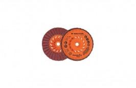 Disco de Desbaste e Acabamento para Inox de 4.1/2 x 7/8