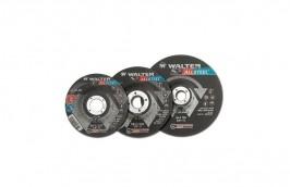 """Disco de Desbaste para Metais Allsteel de 4.1/2 x 1/4 x 7/8"""" 08C450 - Walter"""