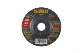 Disco Desbaste de Ferro 4.1/2 x 1/4 DW44540 - Dewalt