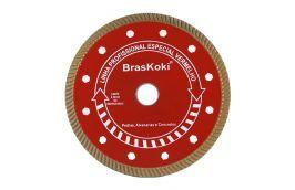 Disco Diamantado Turbo Vermelho 9