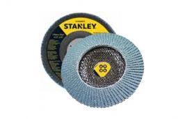 Disco Flap Cônico 7  G-60  Costado de Fibra - Stanley