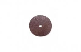 Disco lixa para ferro 7 x 7/8 grão 60 - CARBORUNDUM