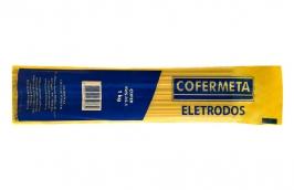 Eletrodo 7018 2,50mm x 350mm 1 Kg E7018-1 AWS A5.1 - COFERMETA