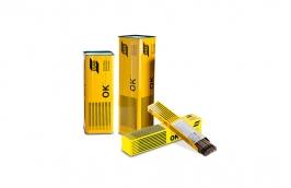 Eletrodo 7018 4,00 x 450 mm Lata 25Kg OK4804 E7018 - ESAB