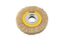 Escova Circular 6 x 3/4 com bucha de Redução - Vonder