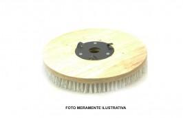 Escova Nylon 510mm com Flange - CLEANER