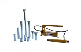 Esticador Hidráulico para 10 Toneladas com Acessórios EX10 - HIDRAUMON