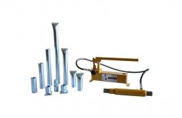Esticador Hidráulico para 6 Toneladas com Acessórios EX6 - HIDRAUMON