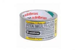 Fita SIlver-Tape 48x5 metros Prata - Adelbras