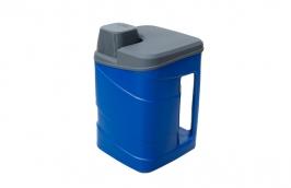 Garrafa Térmica 5 Litros Azul Maratona - INVICTA