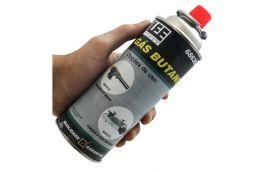 Gás Butano refil 220 gramas 686365 - Lee Tools