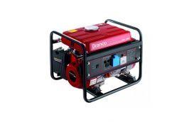 Gerador a Gasolina 1,3KVA 110V  B4T-1300 - Branco