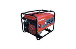 Gerador à Gasolina 5,5KVA Bivolt Partida Elétrica B4T-6500LE - Branco
