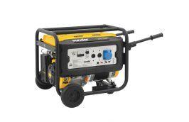 Gerador à Gasolina 7,1 KVA Partida Manual sem Bateria GGV-7100
