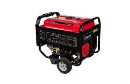 Gerador à Gasolina de 12 KVA Bivolt Partida Elétrica 48 Litros B4T-12000 - Branco