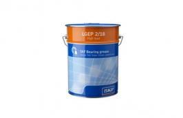 Graxa de Alta Resistência a Carga e Extrema Pressão LGEP 2/18 Balde com 18 Kg - SKF